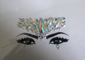 The Glitter Fairy Face Jewels - Hold My Tiara