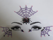 Load image into Gallery viewer, The Glitter Fairy Face Jewels - Park Your Broom