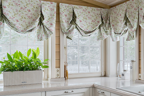 Custom Shades from Choosing Window Treatments How To Post