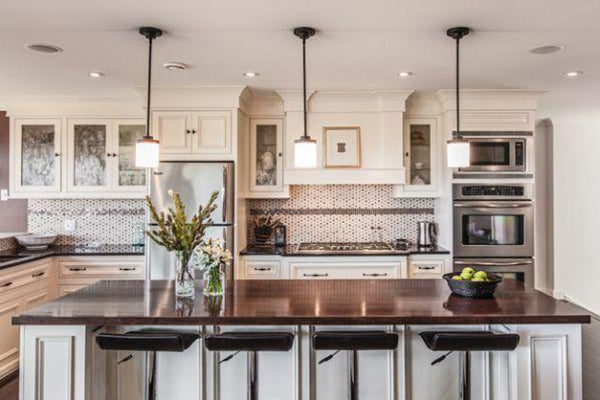 How to Place Kitchen Pendant Lights