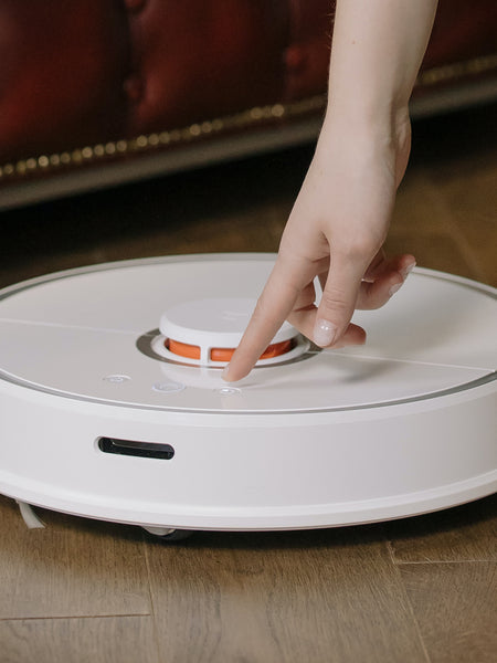 Invest in a Robot Vacuum to Keep Floors Clean