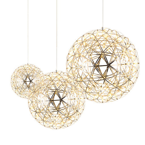 Geometric shapes and glam lighting options will be must-haves in 2021