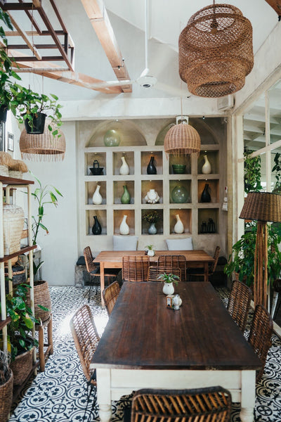 Refresh Your Home in 2021 with Plants and Natural Accents