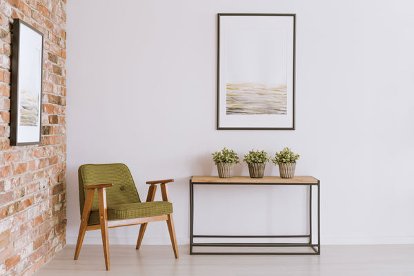 Tip: Stage your furniture photos to show each piece at its best