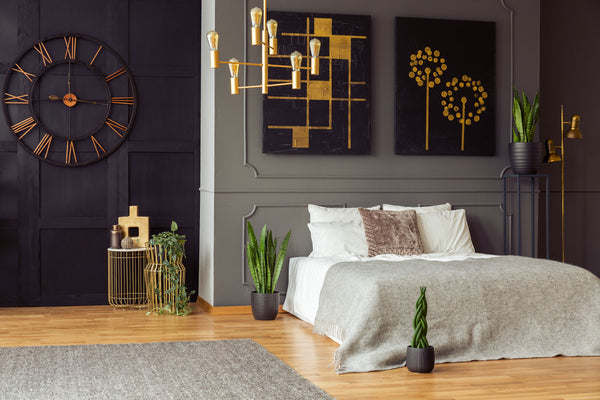 Choosing the right wall decor will give your space the perfect finishing touch