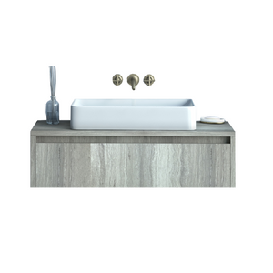 Adonis 36 Inch Modern, Wall Mounted Floating Bathroom Vanity