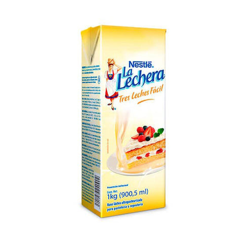 LA LECHERA® base tres leches 1L