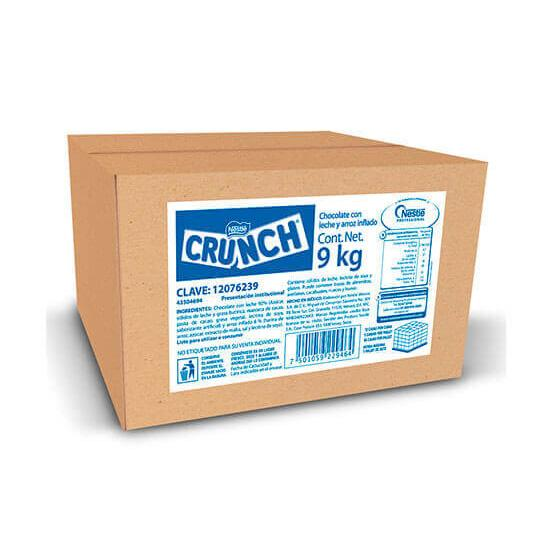 CRUNCH® chocolate troceado 9kg