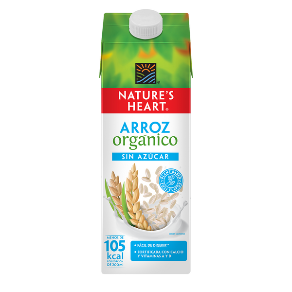 Nature's Heart Bebida de Arroz 946 ml