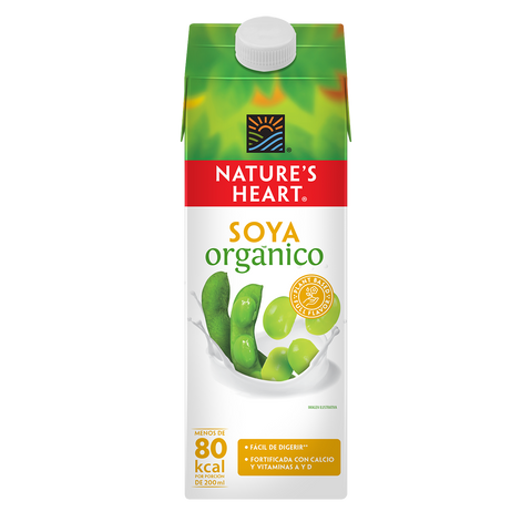Nature's Heart  Bebida Soya 946 ml