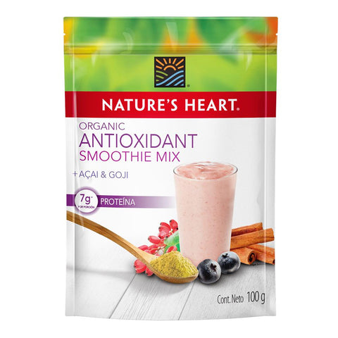 Nature's Heart Smoothie Organic Antioxidant 100 gr