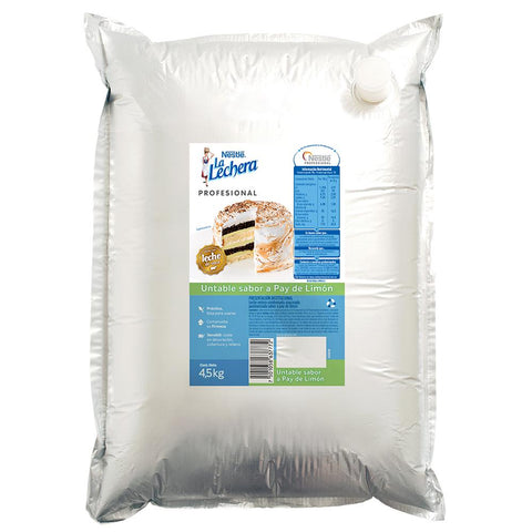 LA LECHERA® UNTABLE Sabor a Pay de Limón 4.5 Kg