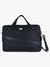 Blue cross handle Laptop Bag