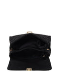 Yelloe Black sling bag