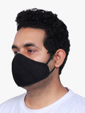 Yelloe elastomeric 2-Layer Face Armour Mask (Pack of 3)