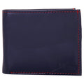 Yelloe Blue sleek Mens Wallet