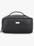Two Compartment Travel Kit in Black