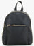 Small & Stylish Black Backpack
