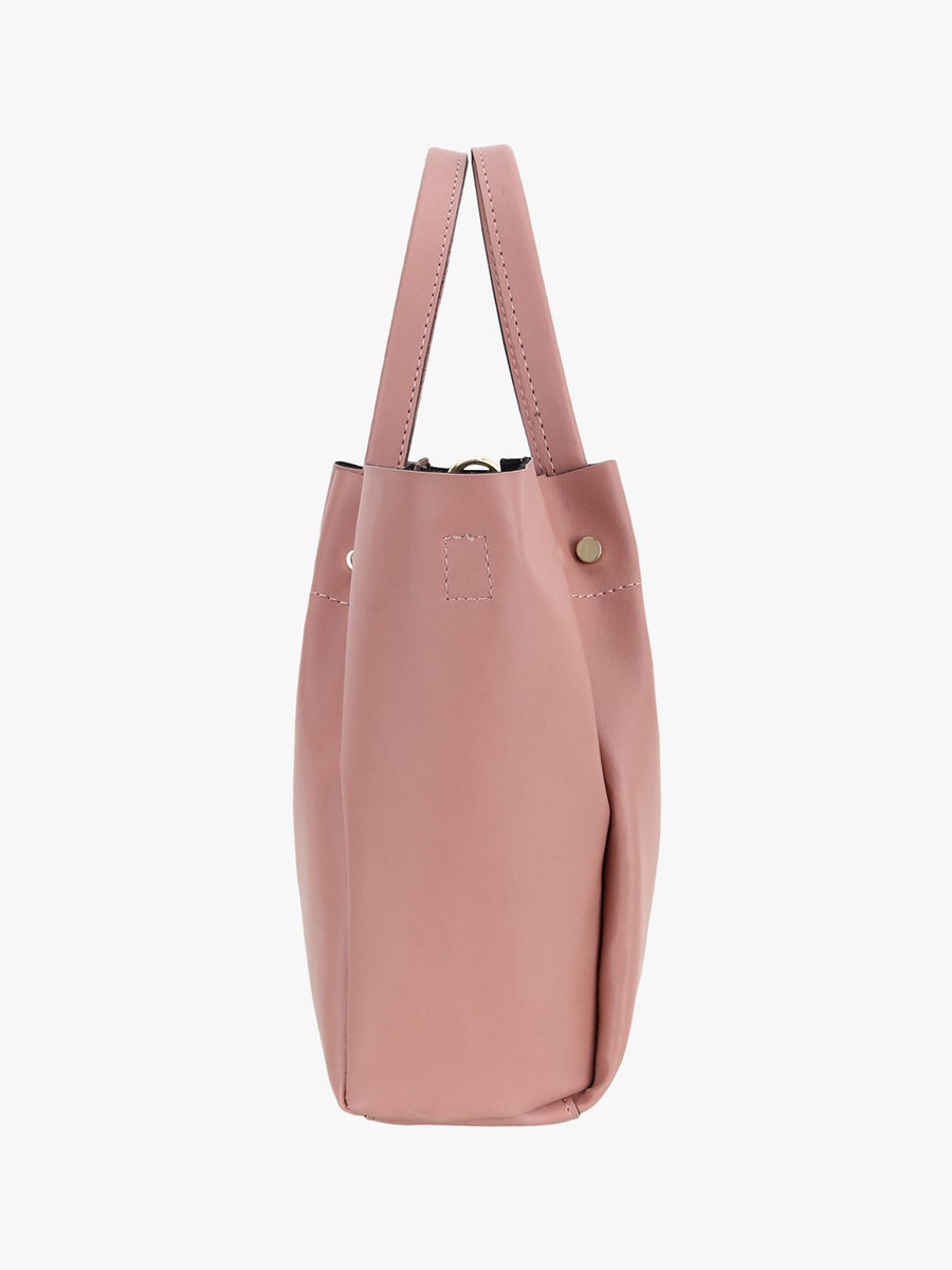 Yelloe Women Peach Handbag