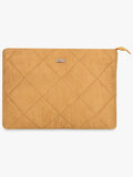 Mustard Embridered Laptop Sleeve