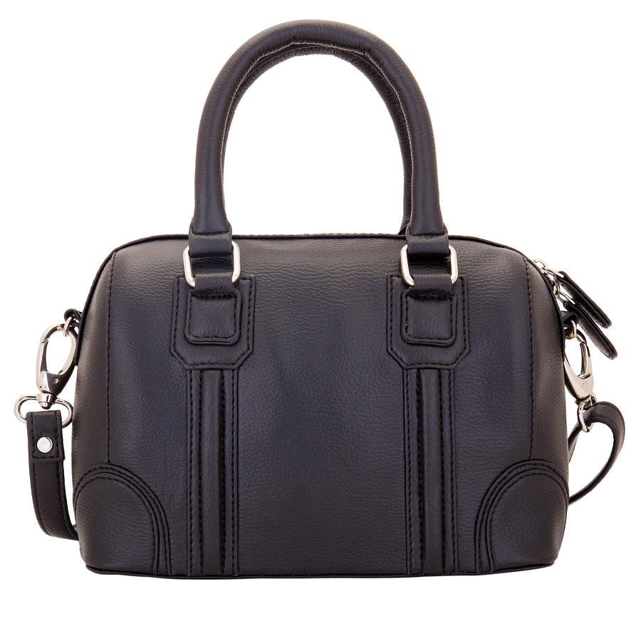 Yelloe Women's Shoulder Bag (Black)