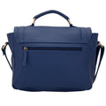 Yelloe Multi-Pocket Blue Sling Bag