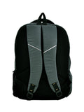 Yelloe Grey Laptop backpack Bag