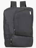 Yelloe Laptop Messenger Bag cum Backpack Grey