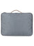 Yelloe 15.6 inch Laptop Sleeve (Grey)
