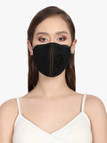 Yelloe YD95 Advanced Face Armour Air Pollution and Dust Mask (Pack of 5)