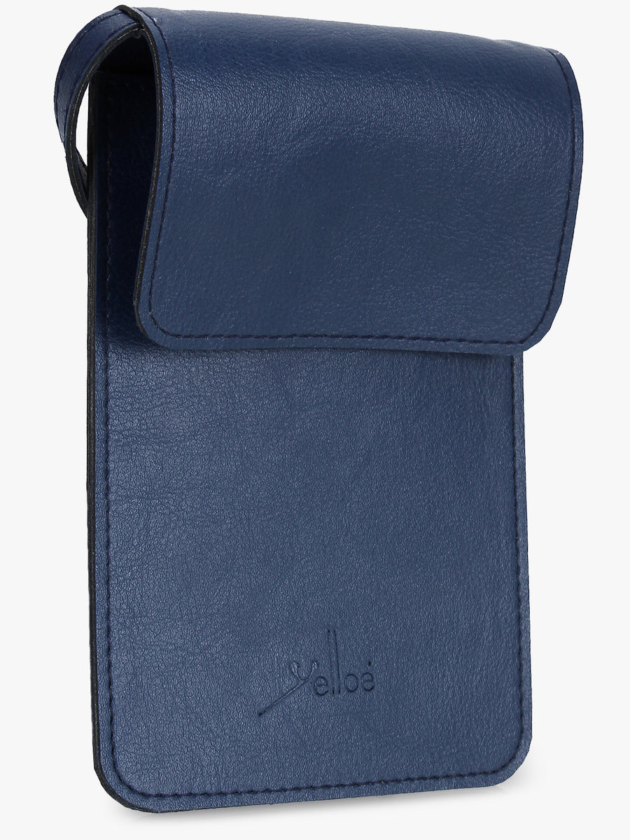 Sling Mobile Pouch in Blue