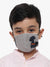 Kids 3 ply soft fabic Dino Mask (Pack of 3)