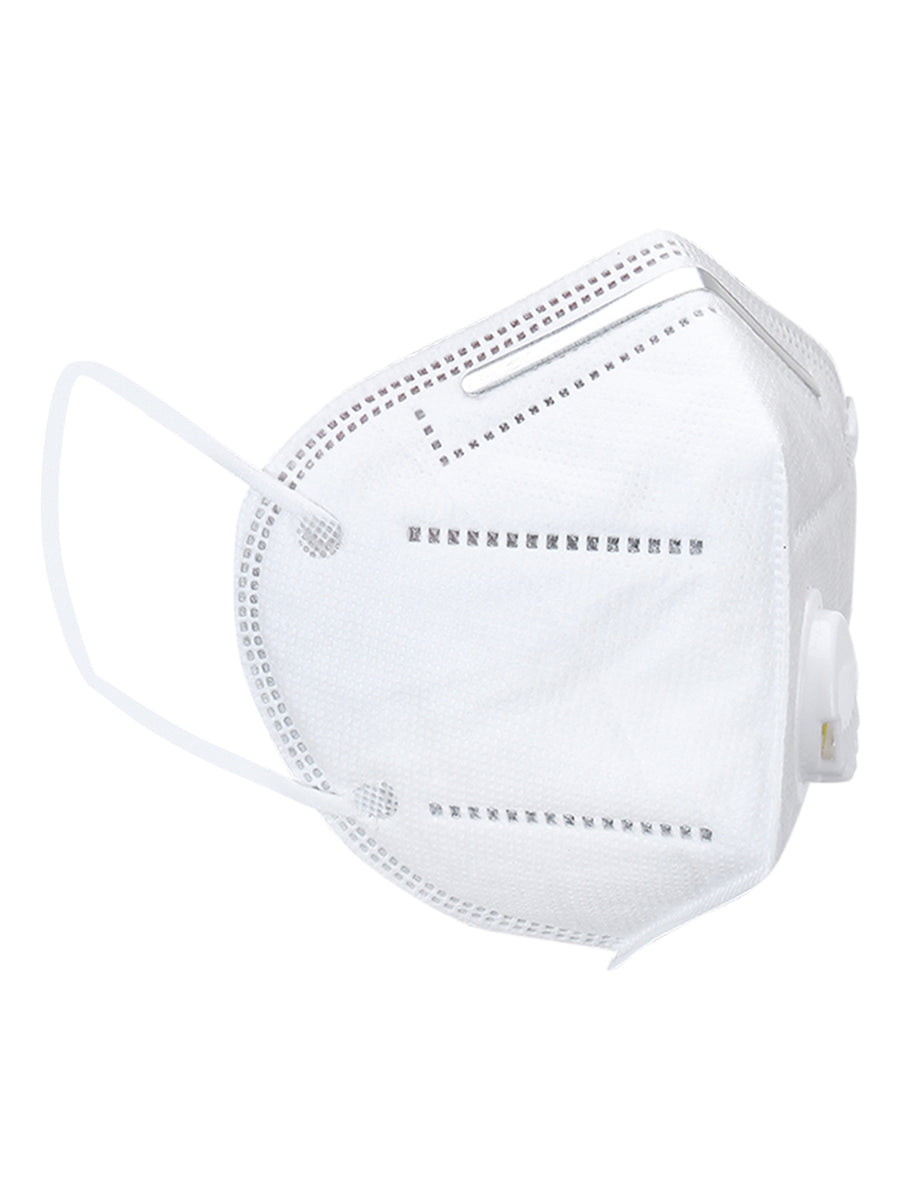 5 Layer PM 2.5 Respirator Mask KN95 (Pack of 3)