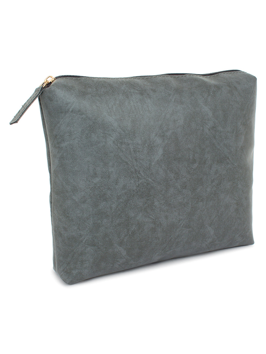 Large Spacious Tote combo in Grey