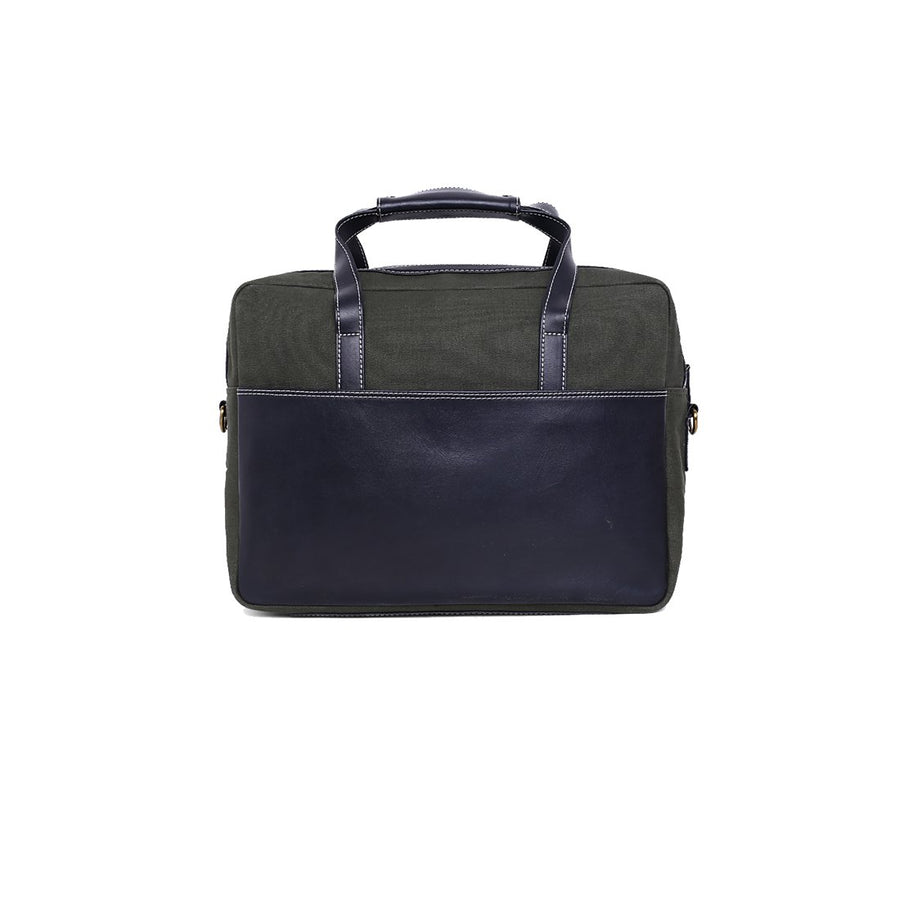 Yelloe 15.6 inch 15.6 Laptop Bag (Green)