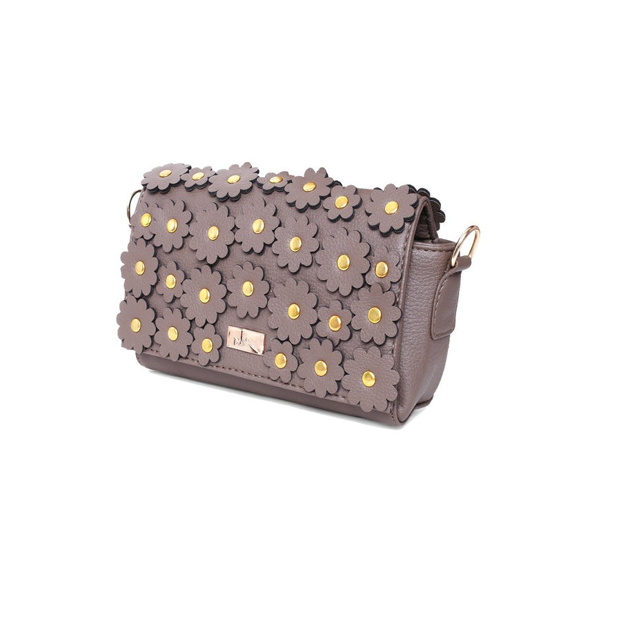 Yelloe Flowericious collection Sling Bag