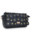 Yelloe Flowericious collection Blue Sling Bag