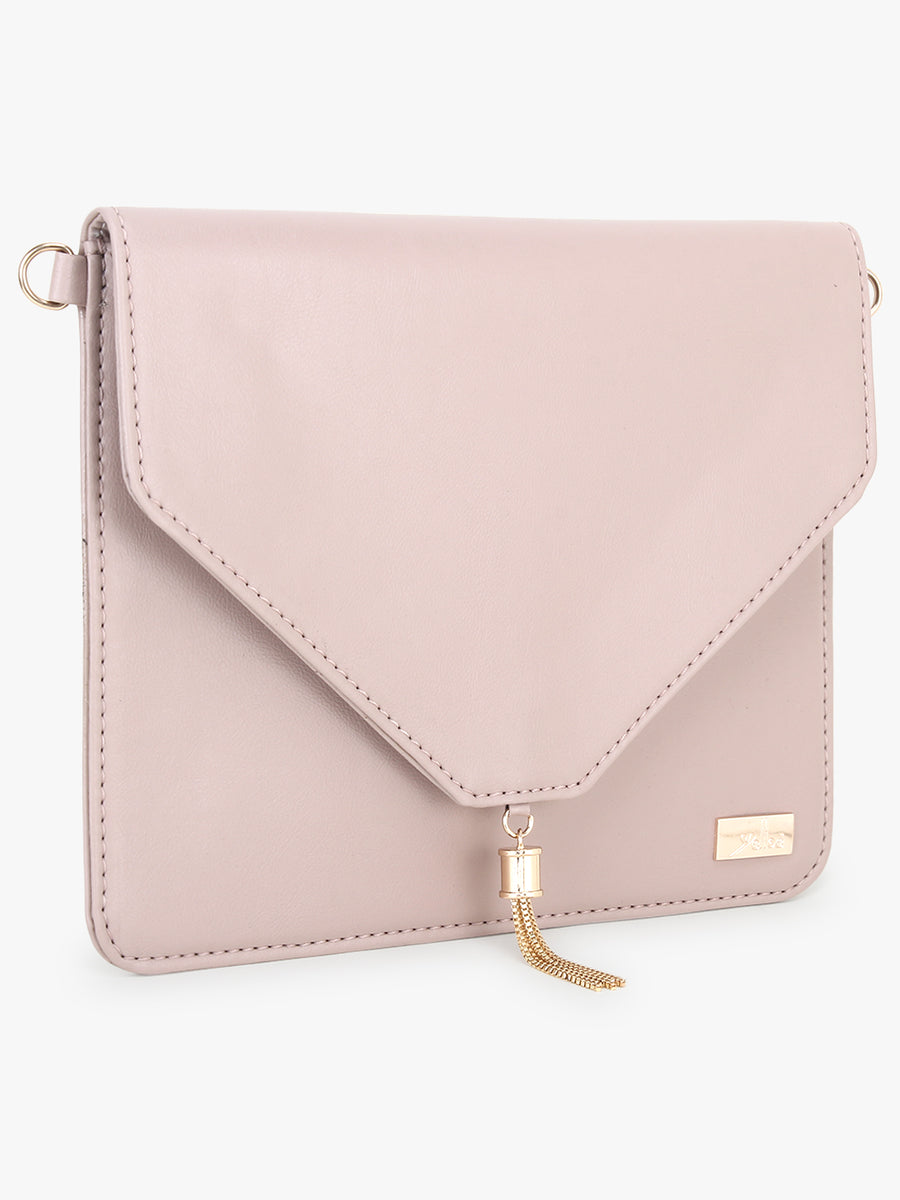 Yelloe pink Color Sling For Women