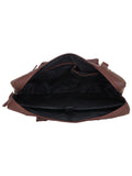 Yelloe 15.6 inch Inch Laptop Bag (Brown)