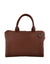 Yelloe slim Tan Laptop Bag