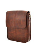 Yelloe Messenger Bag (Tan)