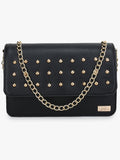 Yelloe Women's Sling Bag (Black)