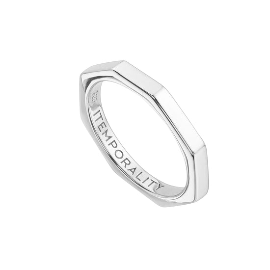 Anillo Screw Plata-SRN-100-026-14 Itemporality