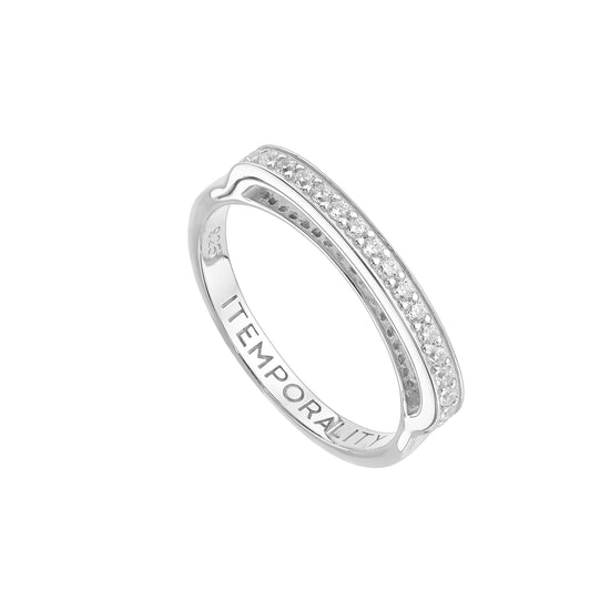 Anillo Eternity Plata-SRN-101-025-14 Itemporality