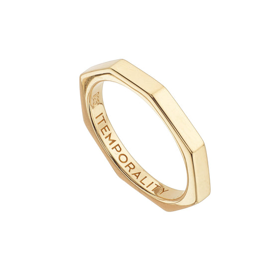 Anillo Screw Oro-SRN-200-026-14 Itemporality