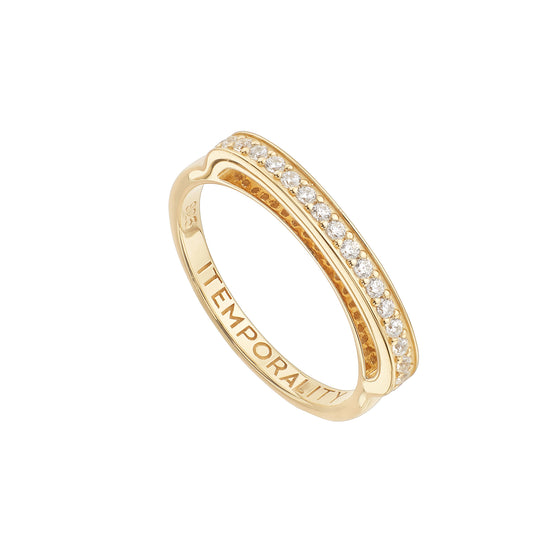 Anillo Eternity Oro-SRN-201-025-14 Itemporality