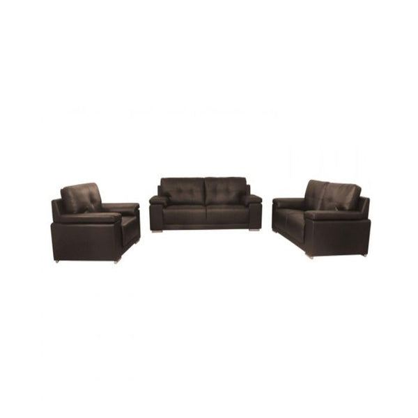 Ranee Bonded Leather & PU 3 Seater