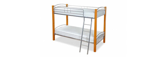 Barcelona Bunk Bed - Teyli Furniture