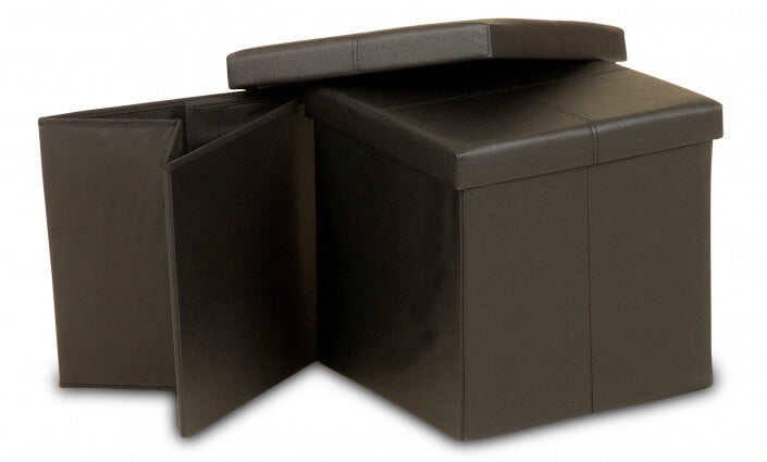 Ottoman Small Folding Storage Box - Teyli Furniture