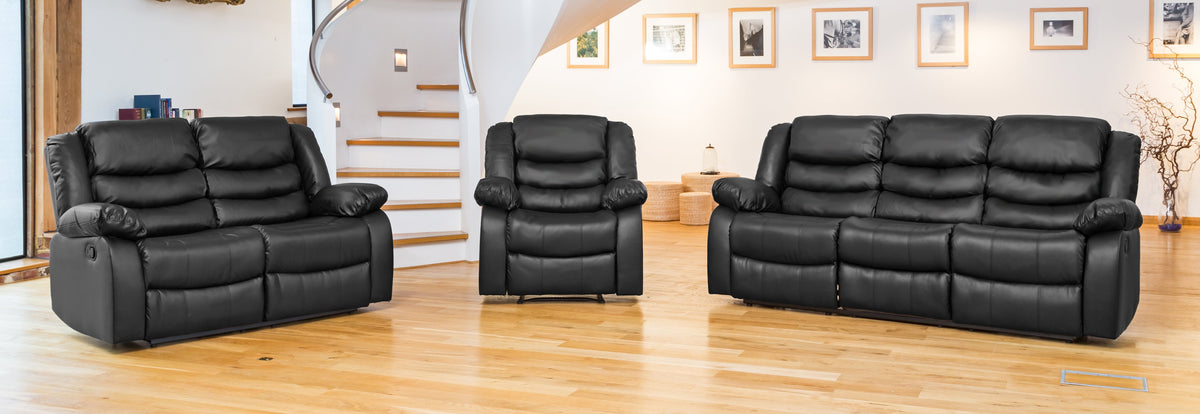 Seville Reclining Suite Set